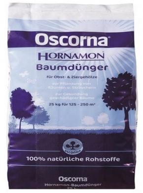 Baum Dünger Hornamon Biologisch Organisch 25 kg