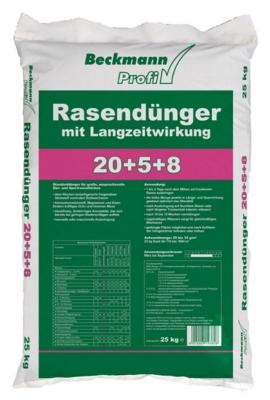 Rasen Dünger mit Langzeitwirkung BIG 25 kg für 800 m²