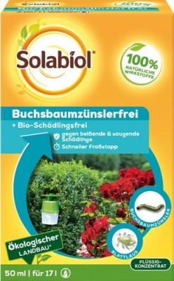 Buchsbaumzünsler Frei 50 ml Biologisch Solabiol