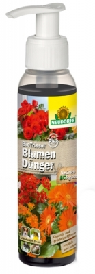 Blumen Dünger Bio Trissol Plus Dosierspender 100 ml