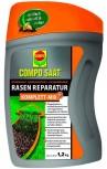 Rasen Reparatur Komplett Mix+ Compo 1,2 kg für 6 m²