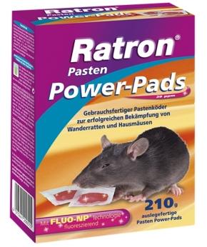 Ratron Pasten Power Pads 210 g Pastenköder