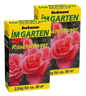 Rosen Dünger org.min. Sparpaket 5 kg für 100m²