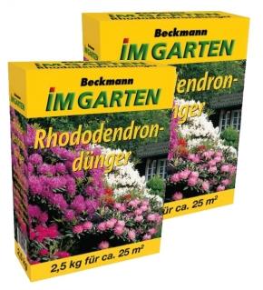 Rhododendron Dünger Sparpaket 5 kg für 50 m²