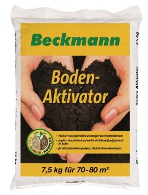 Boden Aktivator Beckmann 7,5 kg für ca. 70-80 m²