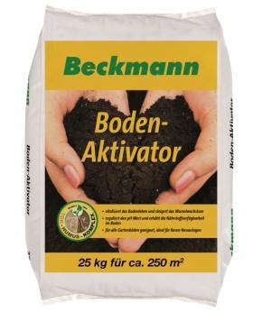 Boden Aktivator Beckmann 25 kg für ca. 250 m²