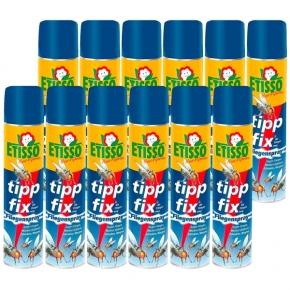 Etisso tipp fix Fliegenspray Sparpack 12 x 400 ml