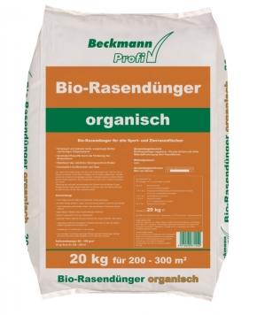 Rasen Dünger BIO organisch 20 kg für 200-300 m²
