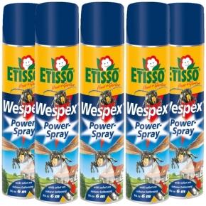 Wespen Powerspray Wespex Etisso Sparset 5 x 600 ml