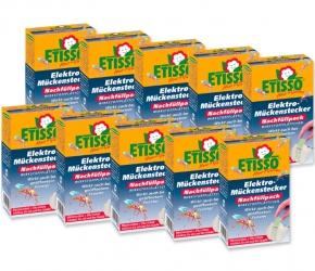 Etisso Mückenstecker Nachfüllpack 10er Sparpack