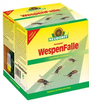 Wespen Falle Neudorff Permanent