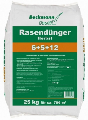 25 kg BIG Profi Rasendünger Herbst für ca.700 m²