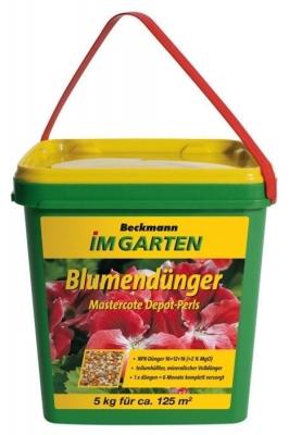 Blumen Langzeitdünger Mastercote Depot Perls 5 kg